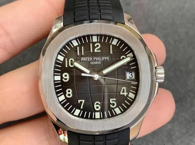 Replica Patek Philippe 5165a Small Size 38.5 Aquanaut Watch New