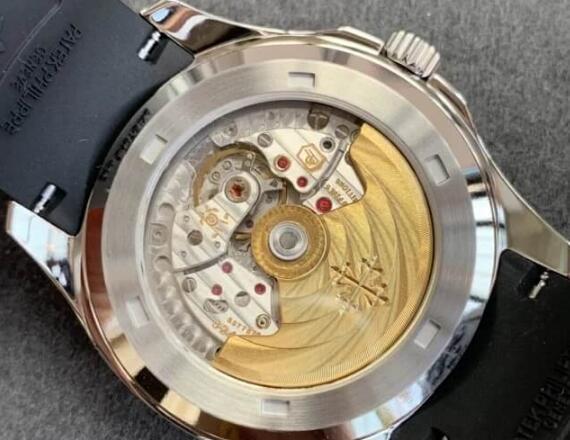 Replica Patek Philippe 5165a Small Size 38.5 Aquanaut Watch New 02
