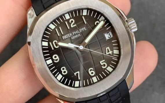 Replica Patek Philippe 5165a Small Size 38.5 Aquanaut Watch New 03