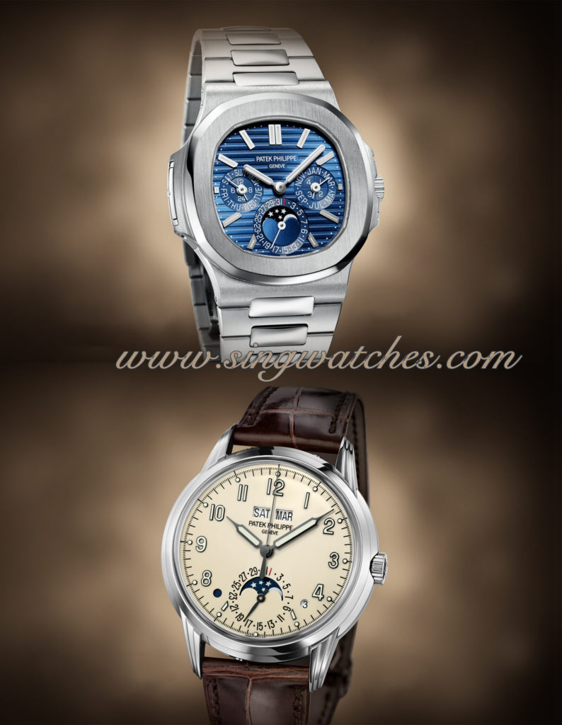 How About The World's Top Brand Patek Philippe Watches?