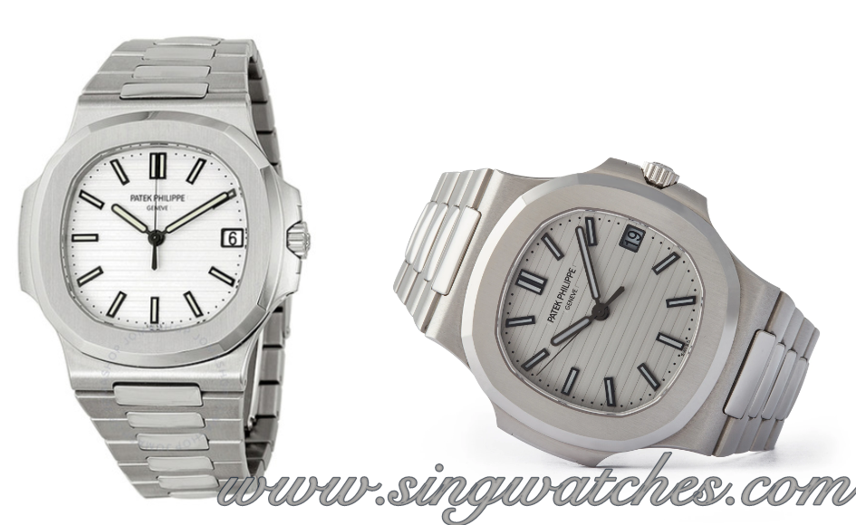 White Dial Patek Philippe Nautilus 5711 / 1A-011 Replica Watch